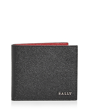 Bally Essence Leather Bifold Wallet
