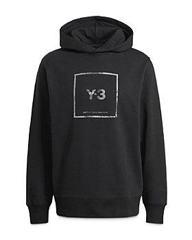 Y-3 - Square Logo Hoodie