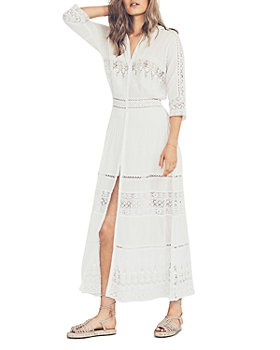 LoveShackFancy - Beth Midi Dress