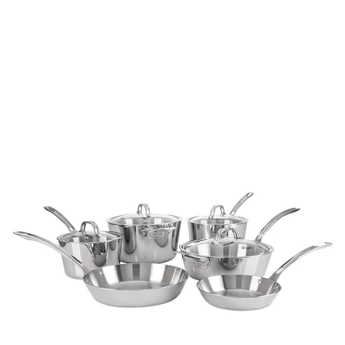 Viking - Contemporary 3-Ply 10-Piece Cookware