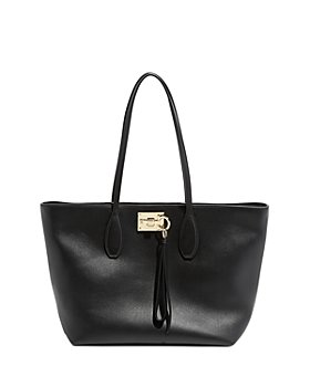 Salvatore Ferragamo - Studio Leather Tote