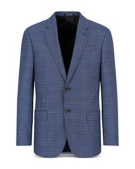 Armani - Textured Suit Jacket
