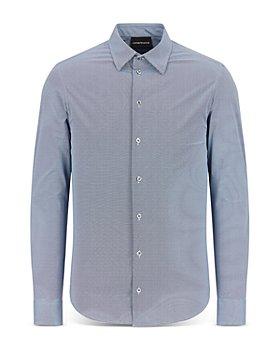 Armani - Long Sleeve Ace Shirt