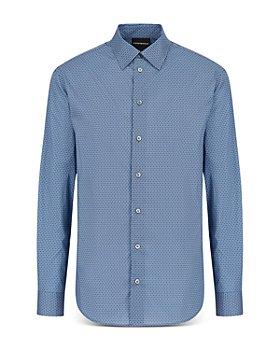 Armani - Long Sleeve Kamar Shirt