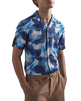 NN07 - Myagi Print Shirt