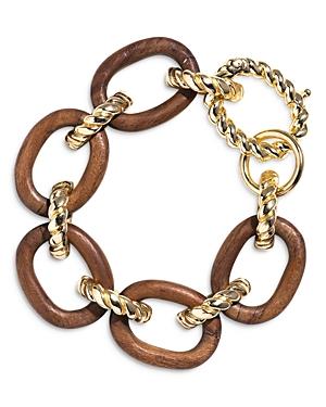 Earth Goddess Link Bracelet