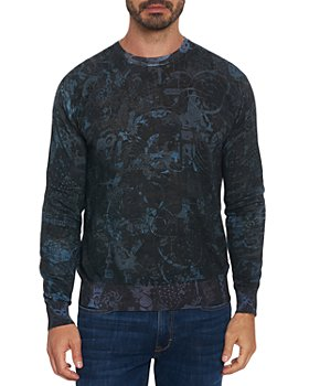 Robert Graham - Mindscape Black Classic Fit Long Sleeve Shirt