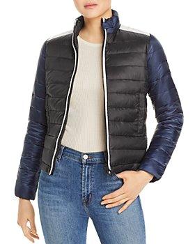 DUALIST - Sofia Reversible Puffer Jacket