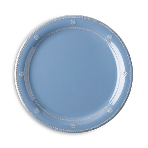 Juliska BERRY & THREAD CHAMBRAY MELAMINE DINNER PLATE