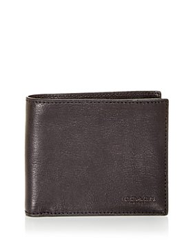 COACH - 3-in-1 Leather Bifold Wallet