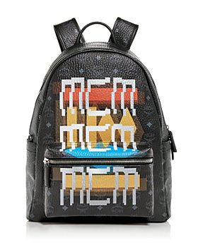 MCM - Stark Geo Laurel Medium Backpack