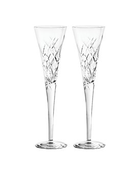 Wedgwood - Duchesse Encore Champagne Flute, Pair