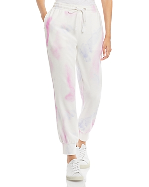 Paige ANNETTE TIE DYED JOGGERS