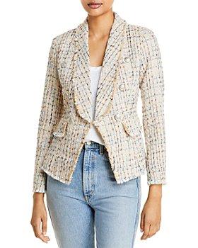 AQUA - Tweed Blazer