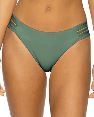 Queensland Ribbed Bikini Bottom