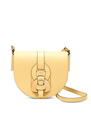 Chloé SMALL DARRYL SADDLE CROSSBODY