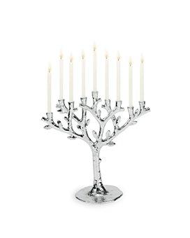 Michael Aram - Tree Of Life Menorah by Michael Aram