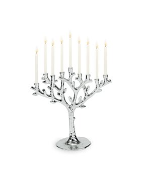 Michael Aram - Tree Of Life Menorah by Michael Aram