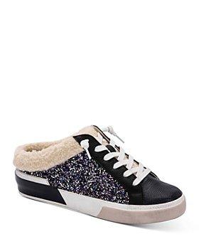 Dolce Vita - Women's Zeta Plush Slide Sneakers