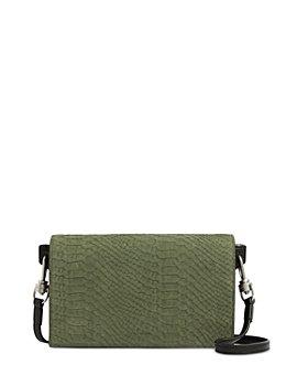 ALLSAINTS - Goldsmith Small Leather Shoulder Bag