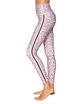 Spiritual Gangster - Intent High Waist Printed 7/8 Leggings