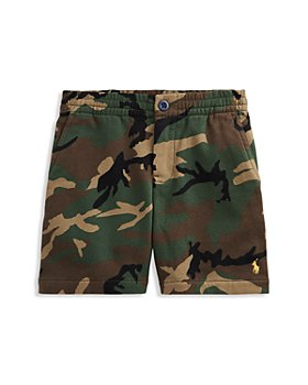 Ralph Lauren - Boys' Camo Prepster Shorts - Big Kid