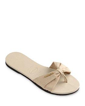havaianas - Women's You St. Tropez Shine Sandals