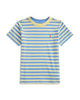 Ralph Lauren - Boys' Striped Tee - Little Kid, Big Kid