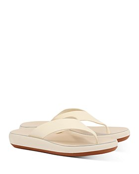 Ancient Greek Sandals - Women's Charys Flat Thong Sandals
