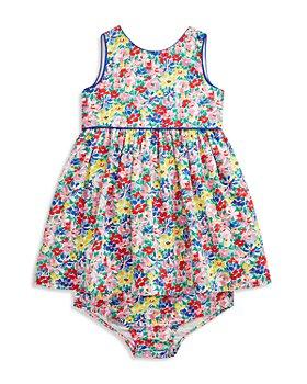 Ralph Lauren - Girls' Cotton Floral Dress - Baby