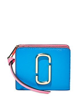 MARC JACOBS - Mini Leather Compact Wallet
