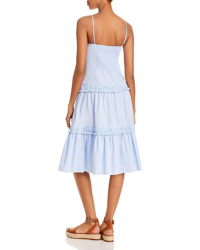 DEREK LAM 10 CROSBY Midi dresses ODILE MIDI DRESS