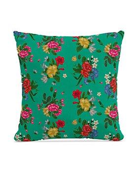 """Sparrow & Wren - Outdoor Pillow in Ida Bouquet, 18"""" x 18"""""""