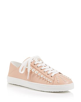 Stuart Weitzman - Women's Goldie Collapsible Sneakers