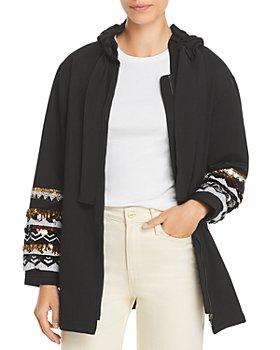 Kobi Halperin - Milan Embellished Hooded Jacket