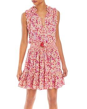 Poupette St. Barth - Triny Printed Mini Dress