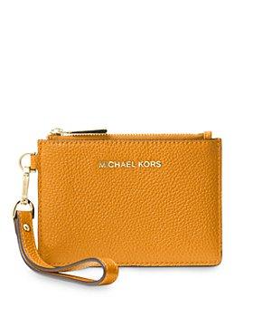 MICHAEL Michael Kors - Small Leather Wristlet