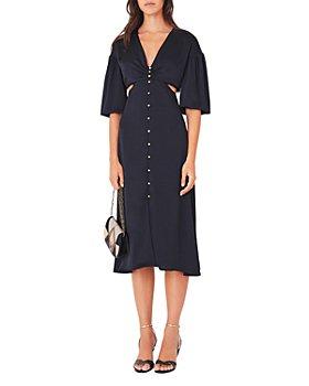 ba&sh - Rose Side Cutout Dress