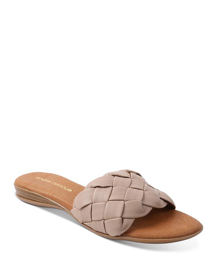 Andre Assous - Women's Nicki Featherweights™ Woven Slip On Sandals