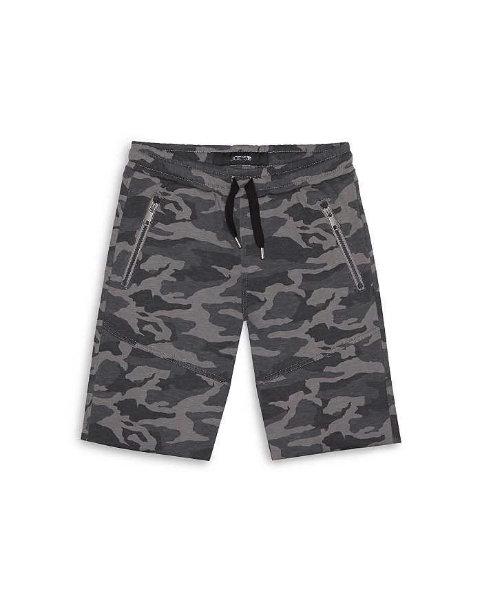Joe's Jeans - Boys' Camo Knit Jogger Shorts - Little Kid, Big Kid