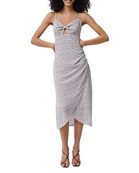 FRENCH CONNECTION - Aura Ditsy Print Verona Dress