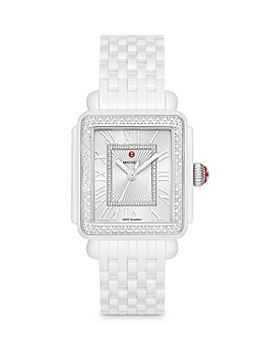 MICHELE - Deco Madison Watch, 33mm