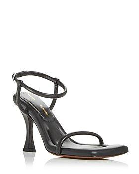 Proenza Schouler - Women's Square Toe High Heel Sandals