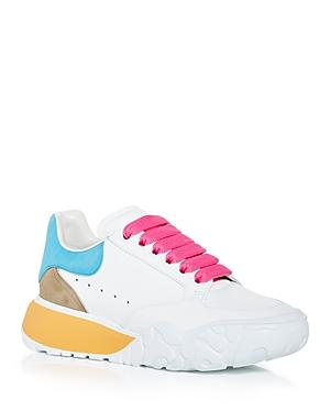 Alexander McQUEEN Women's Court Low Top Sneakers