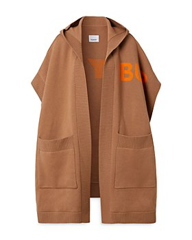 Burberry - Horseferry Hooded Cape