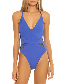ISABELLA ROSE - Queensland Illusion Band One Piece Swimsuit