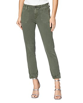 PAIGE - Mayslie Cropped Jogger Pants
