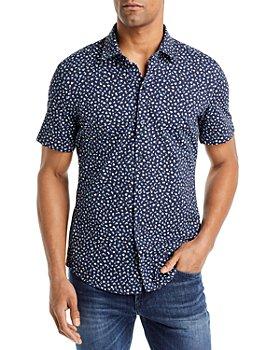 BOSS - Robb Floral Slim Fit Shirt