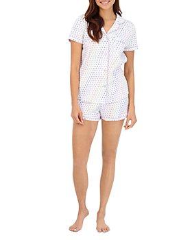 Roller Rabbit - Disco Hearts Pajama Set