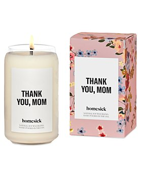 Homesick - Thank You, Mom Candle